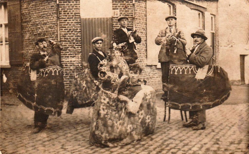 De Paardjes Anno 1920