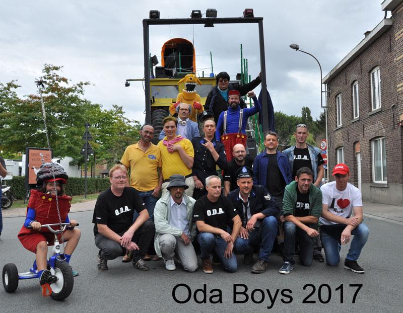 De Oda Boys 2017