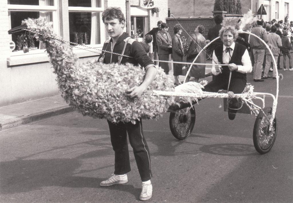 1984 Struisvogel Leutenez Johnny, Van Dorpe Leon